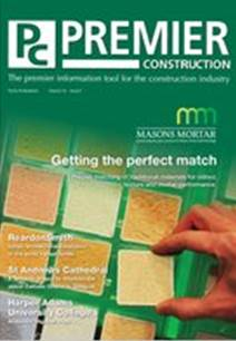 Premier Construction in this month- Issue 16-3