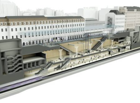 Crossrail Paddington
