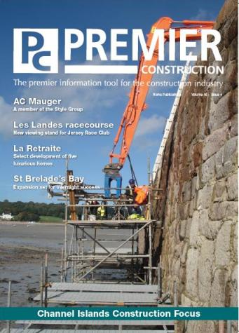 This month in Premier Construction Magazine- Channel Islands Construction Focus Issue 16-4