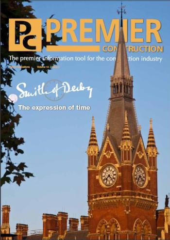 Premier Construction in this month- Issue 16-2