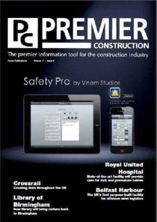 Premier Construction Magazine- Issue 17-3