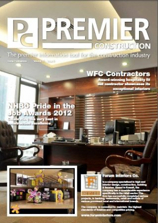 Premier Construction Magazine Issue 17-8