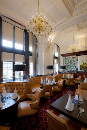 Chaophraya Glasgow- Thai restaurant