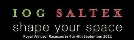 Saltex Expo 2012Windsor Racecourse in Berkshire