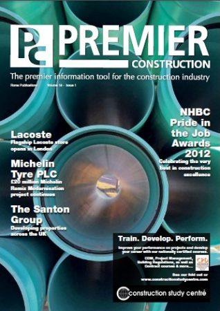 Premier Construction Magazine- Issue 18-1