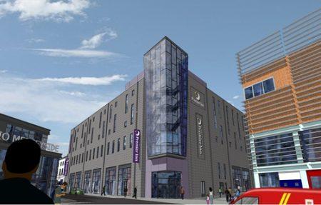 Premier Inn Hanover Street- Liverpool