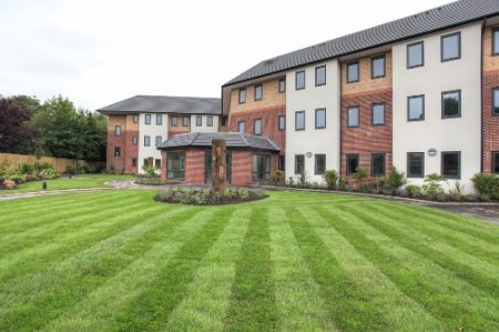 Allingham House Care Home- Altrincham-Manchester
