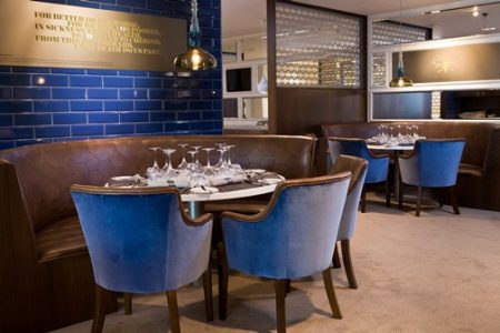 The Connell Club at Manchester City Football Club- Etihad Stadium