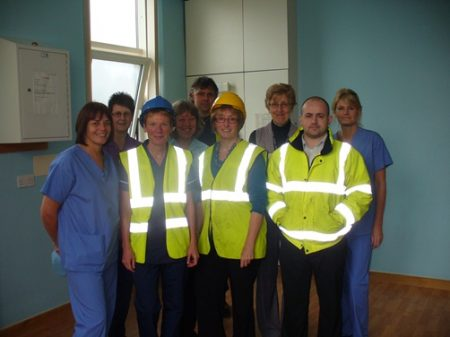 new birth centre at Bradford Royal Infirmary