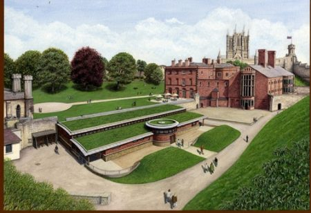 Lincoln Castle Heritage Skills Centre- Lincolnshire