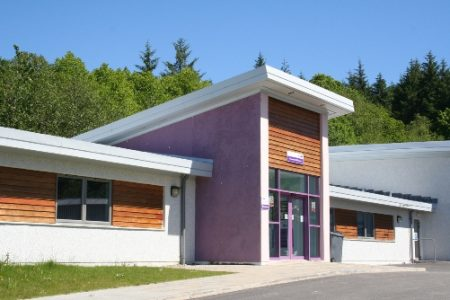 Argyll College Construction Skills Centre Lochgilphead: Phase Three