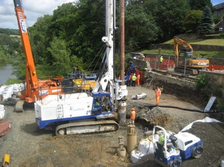 Rothbury Bridge Project - Northumberland