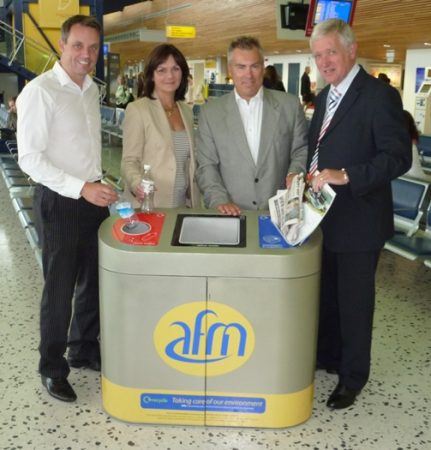 Guernsey Airport Recycling Scheme