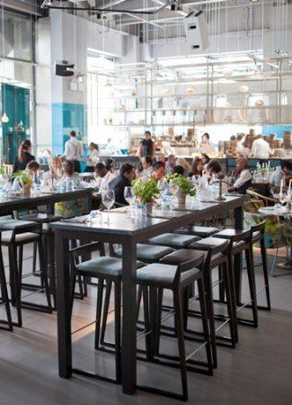 The Drift- Heron Tower at 110 Bishopsgate, London- Restaurant & Bar Design Awards 2012