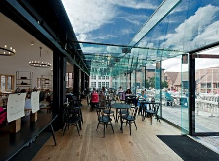 Coach House - Restaurant & Bar Design Awards  2012
