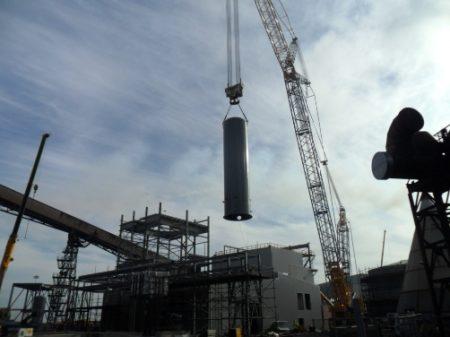 SSI Pulverised Coal Injection- Teesside