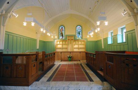 Gartnavel Royal Hospital Chapel-  Glasgow