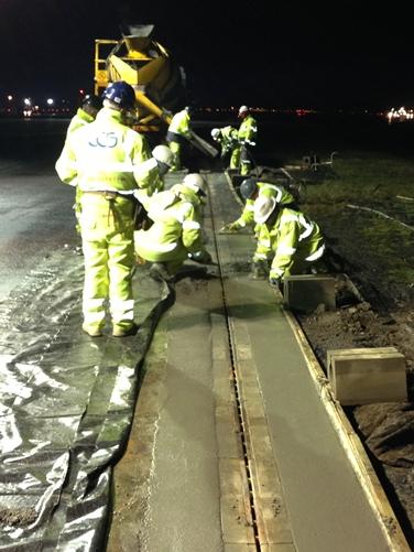Gatwick Main Runway Rehabilitation