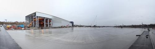 Bridon Neptune Quay- Newcastle's Tyneside- Plant