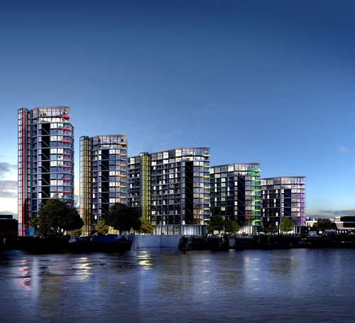 Riverlight Project- London