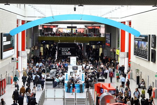 Ecobuild 2013- London's ExCel Arena