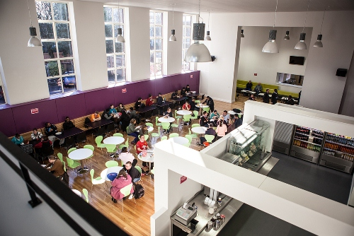 Trafford College Redevelopment