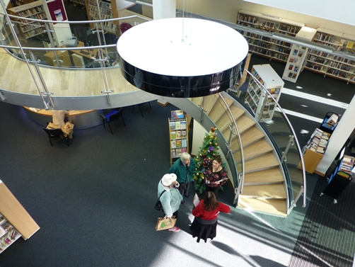 Welwyn Garden City Library