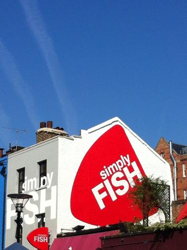 Simply Fish- Camden