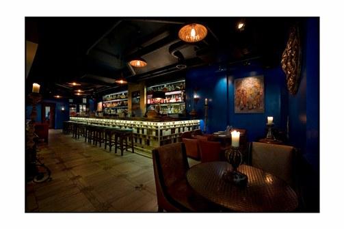 Coya Bar- Mayfair- London