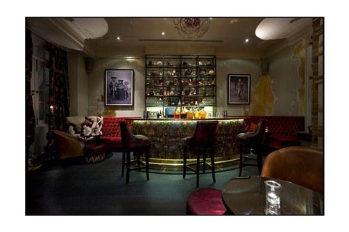 Coya members bar- Mayfair- London