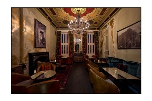 Coya members lounge- Mayfair-London