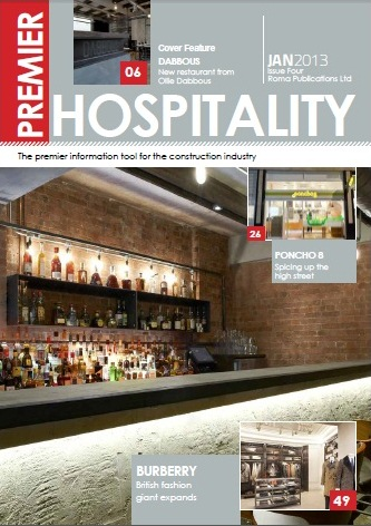 Premier Hospitality, Issue 4, January 2013