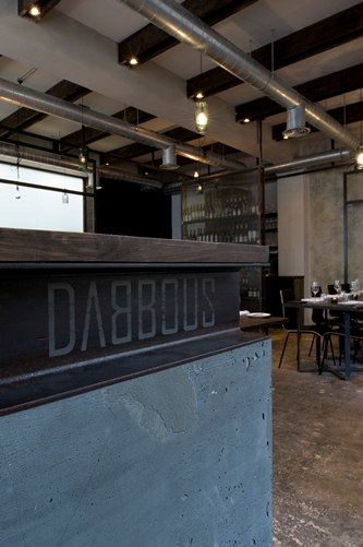 Dabbous- Whitfield Street, London