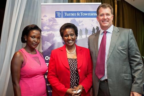 Turner & Townsend open Ugandan office- Kampala