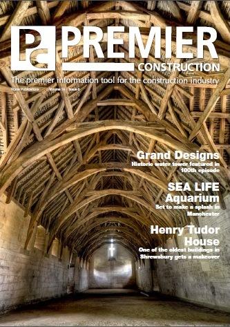 Premier Construction Magazine- Issue 18-6