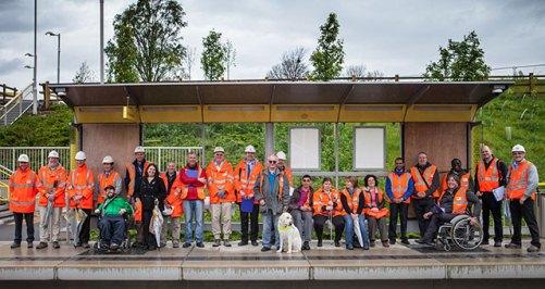 Metrolink Manchester won Award