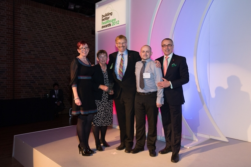 award winning Bradford Royal Infirmary