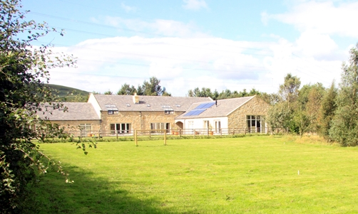 Breamish Valley Cottages- Alnwick in Northumberland