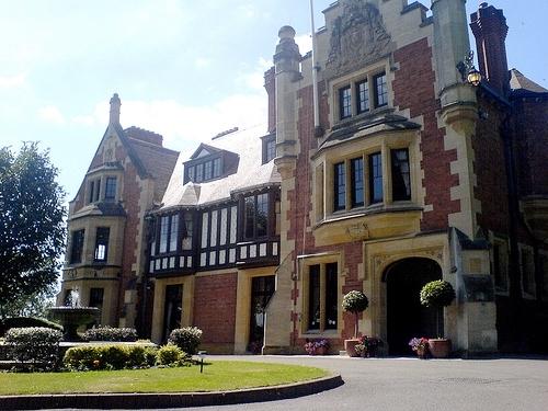 Wood Norton Hall Hotel- Evesham, Worcestershire