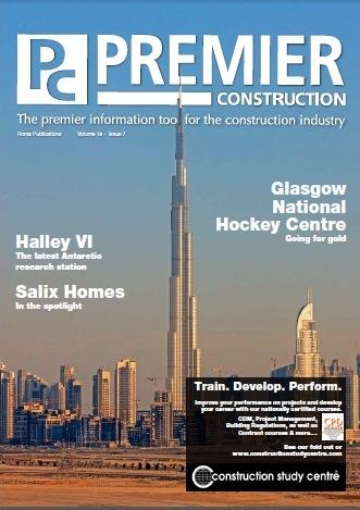 Premier Construction Magazine- Issue 18-7