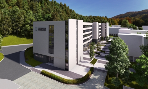 University of Stirling Residences Redevelopment