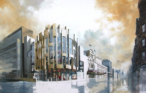Theatre Royal Glasgow- Hope Street