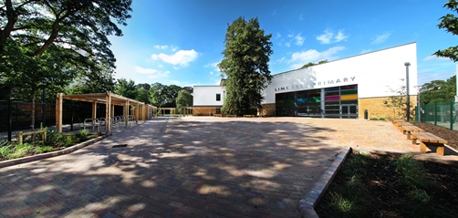 Lime Tree Primary School and Surbiton Health Centre- Surrey