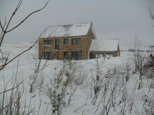 CENE Awards Steel Farm - Passivhaus