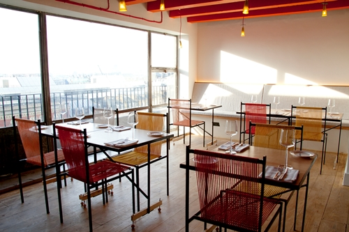 The Rooftop Cafe - The Exchange- London