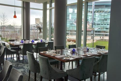 Damson Restaurant- MediaCityUK