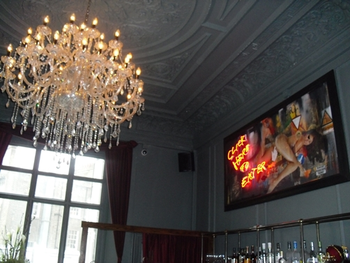 3 Cromwell Road bistro, bar and nightclub - South Kensington