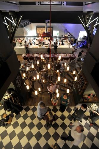 Zizzi Restaurant- Royal Exchange Square- Glasgow
