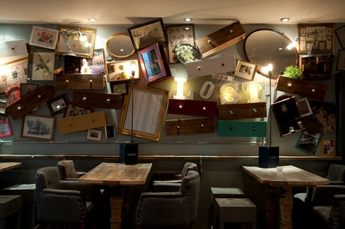 Lost & Co Restaurant, Putney