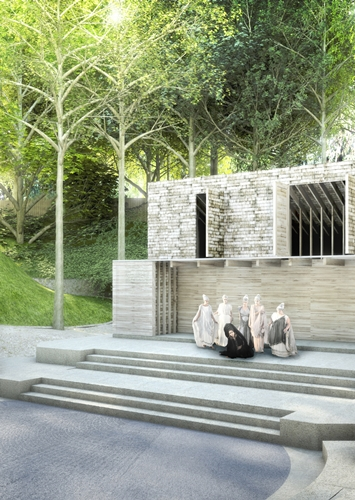 Bradfield College's The Greek Theatre Restoration